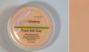 Foam Silk Clay 610110_0135 Huidskleur  15gram