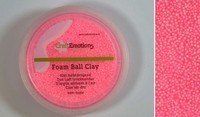 Foam Ball Clay 610110_0225 Roze 15gram