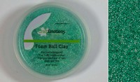 Foam Ball Clay 610110_0255 Groen 15gram