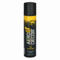 Aero Decor ECO Acrylic spray paint 130 Zonnegeel
