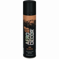 Aero Decor ECO Acrylic spray paint 400 Terracotta