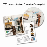 Brigitte Grade, DVD Powertex stone art