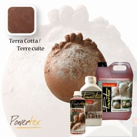 Powertex Terra Cotta 1 liter