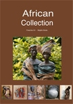 Boek African Collection, Brigitte Grade A4 paperback